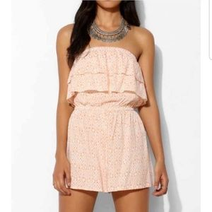 Urban outfitters Pins and Needles Aztec Romper